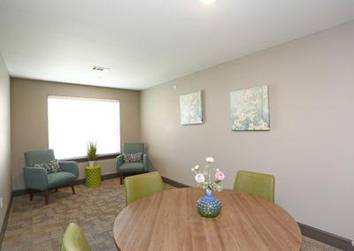 Sansom Pointe Community Sitting Room